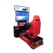 Автогонки симулятор GT фото