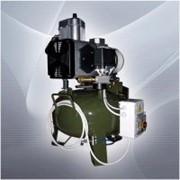Компрессор для 1 установки, без кожуха, 1 цилиндр, без осушителя Cattani фото