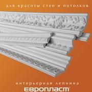Фасадная и интерьерная лепнина Европласт фото