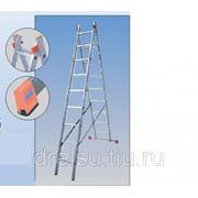 Лестницы-стремянки алюминиевые полупрофессиональные Krause DUBILO 9 арт.120571 фото