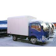 Промтоварный фургон BAW 33463 Tonik NEW