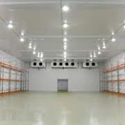 Монтаж холодильного оборудования Ввод в эксплуатацию крупных холодильных складов и камер фото