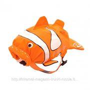 Детский рюкзак Trunki Chuckles - Clown fish (Детские рюкзаки PaddlePak) фото