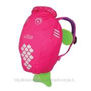 Детский рюкзак Trunki Pink PaddlePak - Flo (Детские рюкзаки PaddlePak) фото