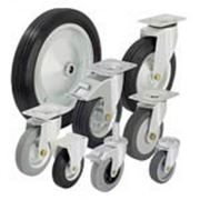Промышленные колеса фото