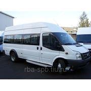 Маршрутка Ford Transit ИМЯ-М-3006 (18+9) фото