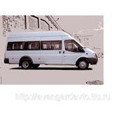 Ford Transit 27 мест (19+8 или 18+9) микроавтобус фото