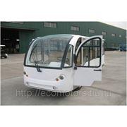 Электроавтобус EG6118KBF05 фото