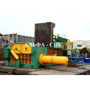 Пресс для металлолома Y81-250 усилие сжатия 250тонн гарантия один год компания Альфа-СПК. фото