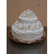 Торт весільний 53 фото