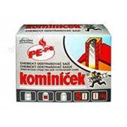 Kominicek - химический удалитель сажи из дымоходов фото