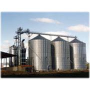 Емкости для хранения зерна различной вместимости фото