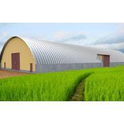 Зернохранилища (быстровозводимые бескаркасные) фото