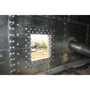 Зернохранилище_бункер для зерна фото