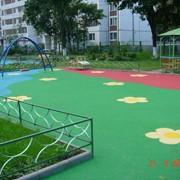 Устройство детских площадок фото