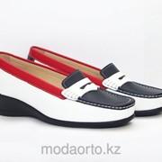 Мокасины Lady Comfort 171 Lady Comfort красн. фото