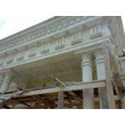 Фасады и колонны фото
