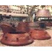 Плиты футеровочные каменного литья фото