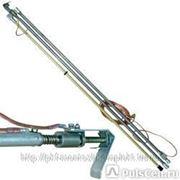 Заземление штанговое с металлическими звеньями ЗПЛШМ-110-220 кВ фото