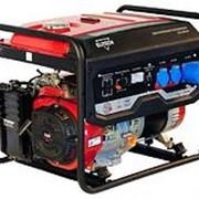 Генератор бензиновый Elitech СГБ 9500 Е 7000/7500 Вт ручной/электрический запуск фото