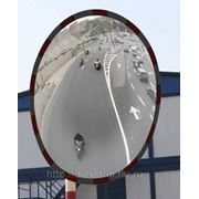 Зеркало обзорное уличное фото