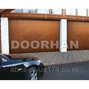 Гаражные ворота DoorHan Серия RSD01 фото