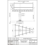 Металлические конструкции рекламных щитов от 6000руб.кв.м фото