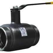 Кран шаровой LD Ду 125 Ру 25 с удлиненным штоком для подземной уст/ки фото