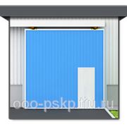Ворота промышленные откатные ВОК-М 42х42-УХЛ1 фото