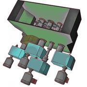 Стружкодробильная установка УДСВ -12 фото
