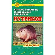 """Кормовой концентрат """"НУТРИКОН"""" для нутрий фото"""