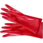 Перчатки Knipex Перчатки электрика диэлектрические 986540 фото