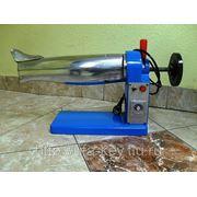 ВЕРСАЛЬ HL-A станок для растягивания голенища обуви с электроподогревом фото