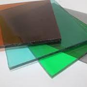 Поликарбонат листовой монолитный 2 мм фото