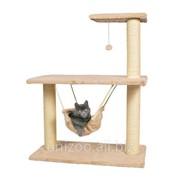 Игровой комплекс для котов с когтеточкой для отдыха и игр Trixie Morella фото