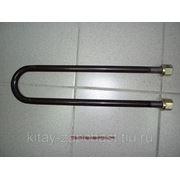 Стремянка задняя с гайкой L-550мм Shaanxi фото