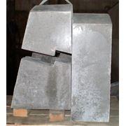 Горелочный камень из трех частей фото