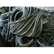 Шнур резиновый круглого сечения ГОСТ6467-79 д.11 мм фото