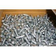 Производим заклепки из алюминия и стали: ГОСТ 10299-80, ГОСТ 10300-80, ГОСТ 10303-80 фото