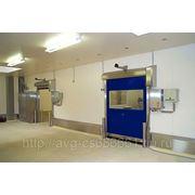 Скоростные ворота RapidRoll® 300 (L, S, A, I) фото