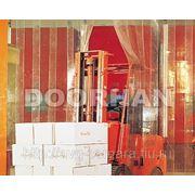 Гибкие ворота ПВХ Дорхан фото