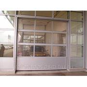 Светопрозрачные Ворота Панорамные фото