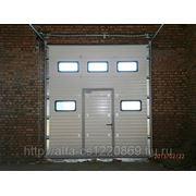 Промышленные ворота Doorhan Ш 2700 * В 3200 фото