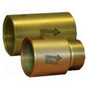 Клапан термозапорный КТЗ Ду32 фото