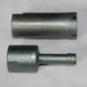 Сверло алмазное по граниту М14 L30mm диаметр 8мм фото