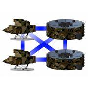 Комплексный тренажер танка Т-80 фото
