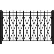 Забор сварной СЗ-41 фото