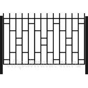 Забор сварной СЗ-30 фото