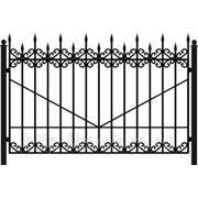 Забор сварной СЗ-36 фото
