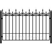 Забор сварной СЗ-35 фото